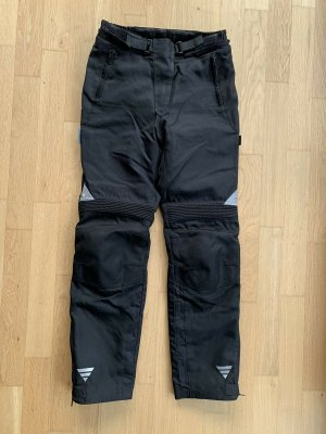 Thermal Trousers black-light grey polyester