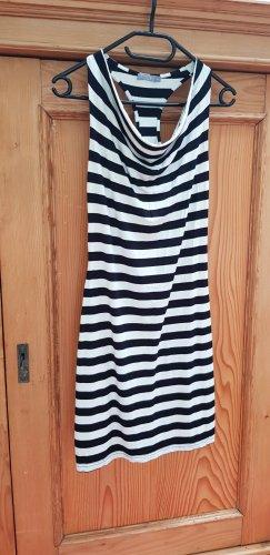Cyell Beach Dress white-black