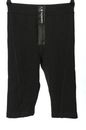CYK by Constantly Short taille haute noir tissu mixte