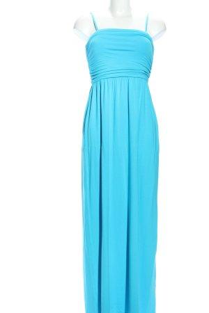 Cynthia Rowley Bandeau Dress turquoise elegant