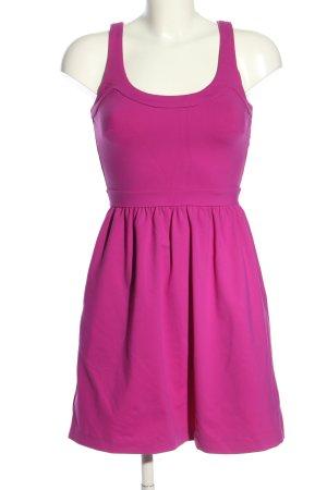 Cynthia Rowley Minikleid pink Casual-Look