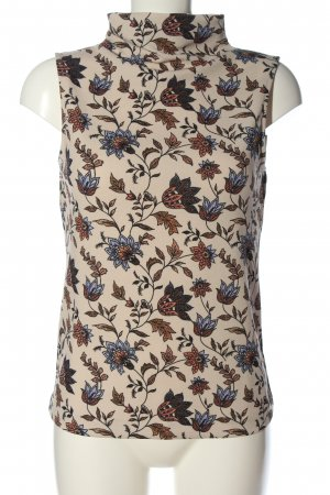 Cynthia Rowley Neckholder Top flower pattern casual look