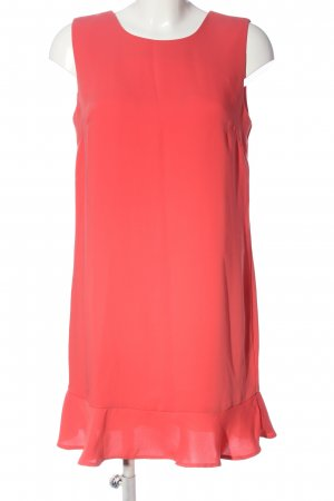 Cynthia Rowley Volantkleid pink Casual-Look