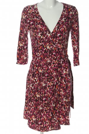 Cynthia Rowley Wraparound abstract pattern casual look