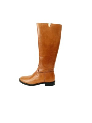 Cypres Jackboots cognac-coloured