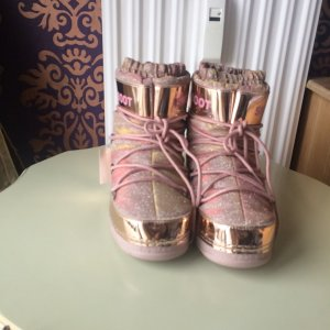 Cypres Winter boots rosé-roségoud Gemengd weefsel