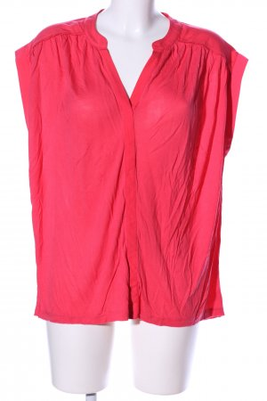 Cyrillus Sleeveless Blouse pink business style