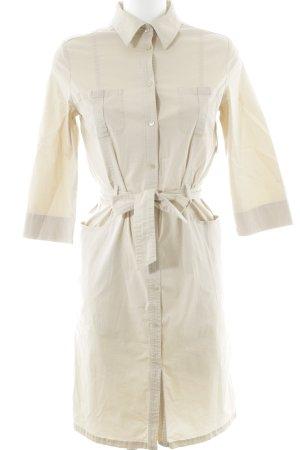 Cyrillus Blouse Dress oatmeal casual look