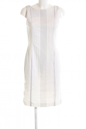 Cyrillus Sheath Dress striped pattern casual look