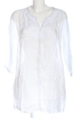 Cyrillus Camicia blusa bianco stile casual