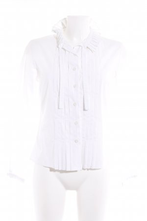 Cyrillus Shirt Blouse white business style
