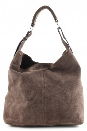Cyrillus Carry Bag brown casual look