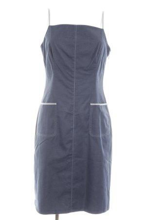 Cyrillus Denim Dress blue casual look