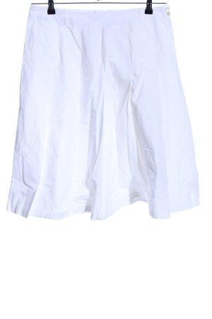 Cyrillus Midi Skirt white casual look