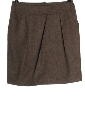 Cyrillus Miniskirt brown business style