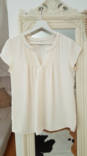 Cyrillus Slip-over Blouse natural white
