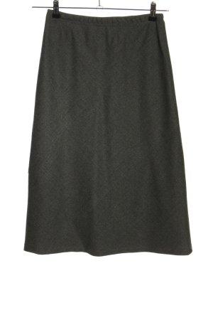Cyrillus PARIS High Waist Skirt light grey elegant