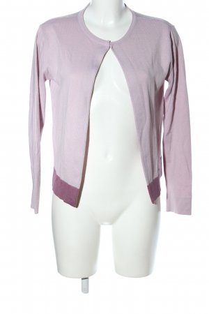 Cyrillus Strick Twin Set pink Casual-Look