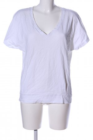 Cyrillus T-Shirt white casual look