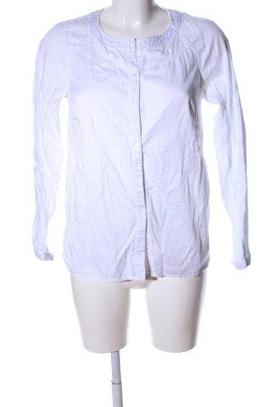 Cyrillus Tunic Blouse white business style