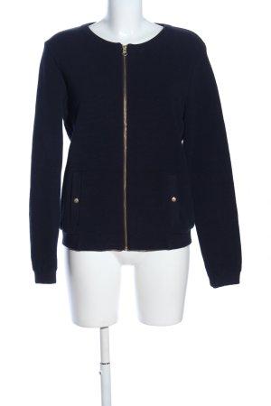 Cyrillus Between-Seasons Jacket blue casual look
