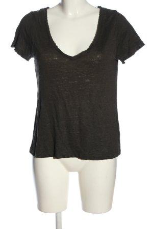 Cyrillus V-Ausschnitt-Shirt