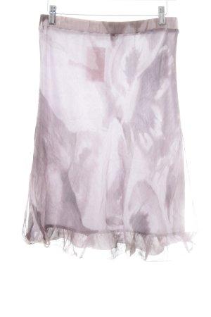 D. Exterior Silk Skirt color gradient elegant