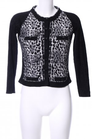 D. Exterior Cardigan animal pattern business style