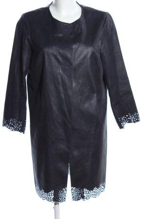 D. Exterior Between-Seasons-Coat black business style
