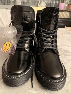 D.Franklin Chukka boot noir