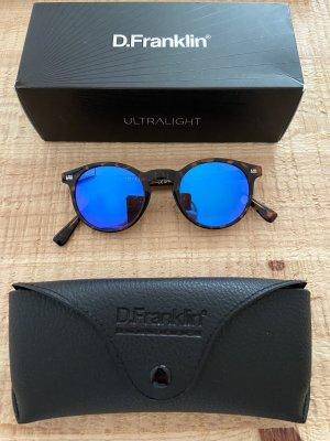 D.Franklin Round Sunglasses multicolored