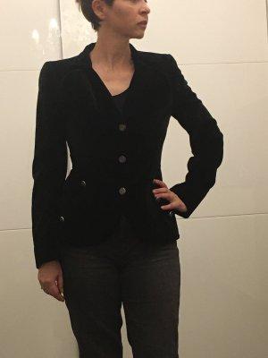 Dolce & Gabbana Knitted Blazer black