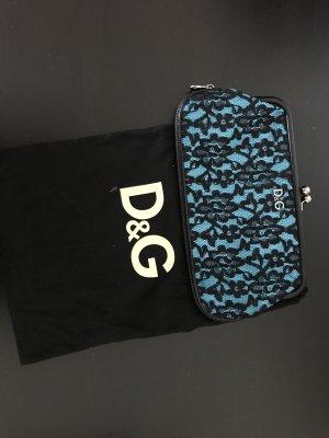 D&G Dolce & Gabanna Original Clutch Abendtasche