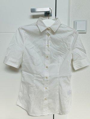 Dolce & Gabbana Blouse à manches courtes blanc
