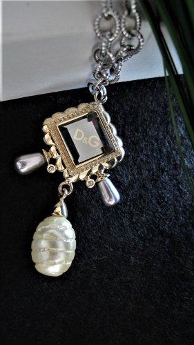 Dolce & Gabbana Catenina argento-oro