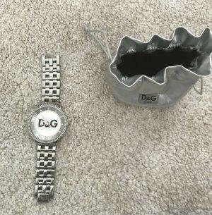 Dolce & Gabbana Reloj con pulsera metálica multicolor metal