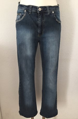 Dolce & Gabbana Jeans stretch bleu