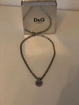 D&G Kette Silver