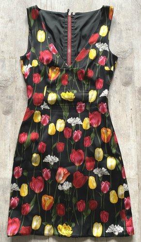 Dolce & Gabbana Sukienka etui Wielokolorowy