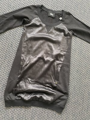 Dolce & Gabbana Vestido tipo jersey negro