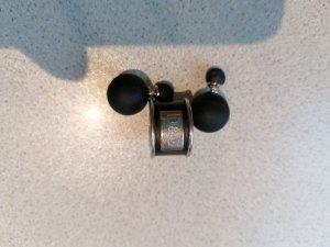 D&G Ring  Ring mit Leder plus Ohrringe