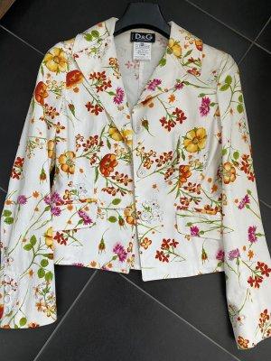 Dolce & Gabbana Blazer corto multicolore