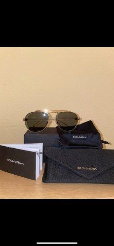 Dolce & Gabbana Bril groen-goud