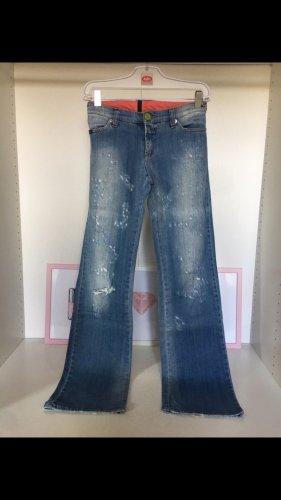 Dolce & Gabbana Jeans boyfriend bleu