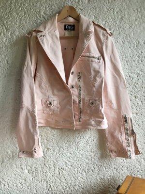 Dolce & Gabbana Jeansowa kurtka Wielokolorowy Bawełna