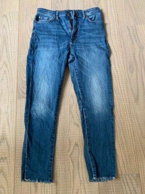 D&S Hendrix High Rise Skinny Ankle Jeans Ralph Lauren