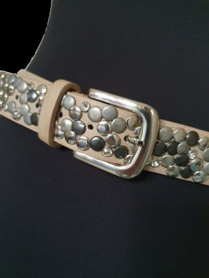 Best emilie Studded Belt oatmeal