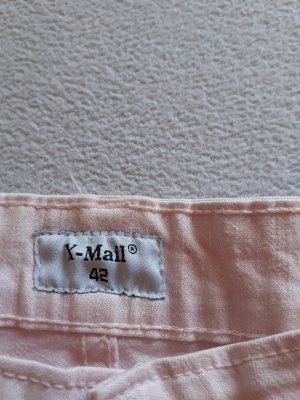 X-Mail Stretch Jeans pink