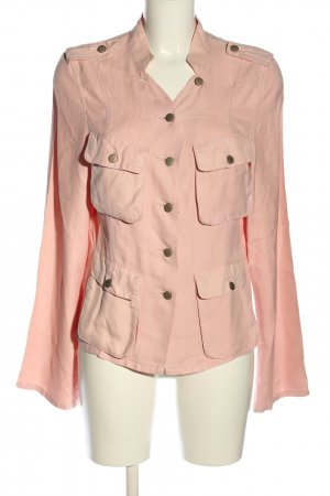 Da-Nang Blouse Jacket pink casual look