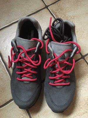 Dachstein Outdoor Gear Lace-Up Sneaker grey